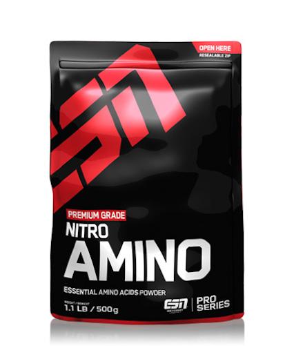 ESN Nitro Amino, 500g, essentielle Aminosäuren - Direkt vom Hersteller!